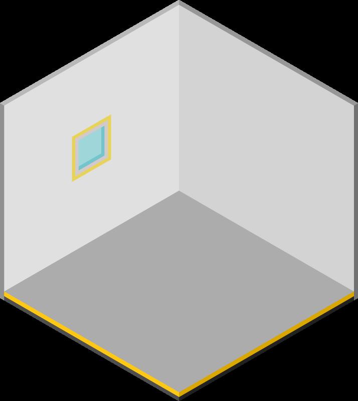 ホームジム用の部屋の構造